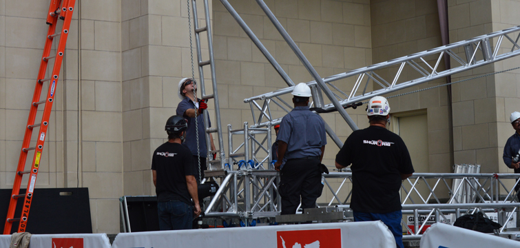 Rigging for Entertainment - Shur-Rig - Austin, Texas- About Us